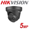 5MP HIKVISION 30M IR DOME TURRET IP PoE CAMERA DS-2CD2355FWD-I-2.8MM BLACK