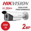 2MP 1080P HIKVISION 30M IR IP PoE HIGH EXIR BULLET CAMERA DS-2CD2T22WD-I3-6MM