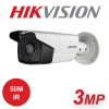 3MP HIKVISION ULTRA LOW LIGHT 50M IR IP PoE BULLET CAMERA DS-2CD2T35FWD-I5-6 MM