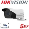 5MP HIKVISION BULLET 2.8 - 12MM IP67 40M EXIR DS-2CE16H0T-IT3ZE
