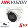 5MP HIKVISION TURRET 2.8-12MM MOTORIZED ZOOM EXIR DS-2CE56H0T-IT3ZF