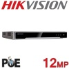 HIKVISION 16CH 12MP NVR IP POE HDMI DS-7616NI-I2-16P