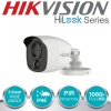 2MP 1080P HIKVISION HILOOK BULLET CAMERA WARNING LIGHT PIR 3.6MM THC-B120-MPIRL