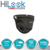 2MP 1080P HIKVISION HILOOK DOME CAMERA GREY OUTDOOR 2.8MM THC-T120-MC