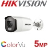5MP HIKVISION COLORVU BULLET CAMERA COLOURVU DS-2CE12HFT-F28