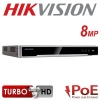 8CH HIKVISION 8MP NVR IP POE HDMI DS-7608NI-K2/8P
