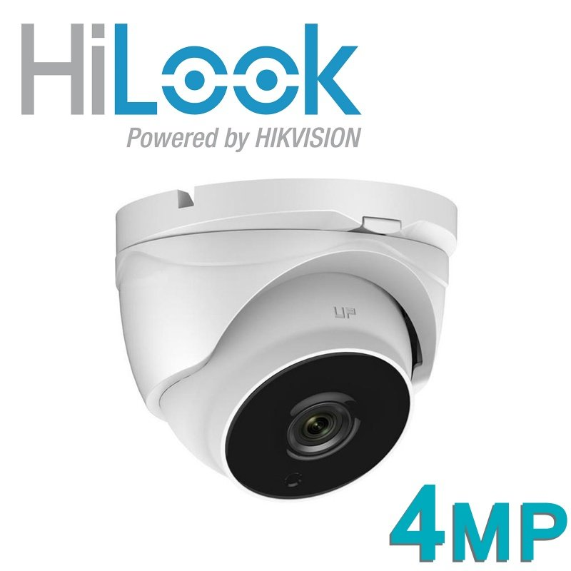 4MP HIKVISION HILOOK – DOME OUTDOOR THC-T140-M
