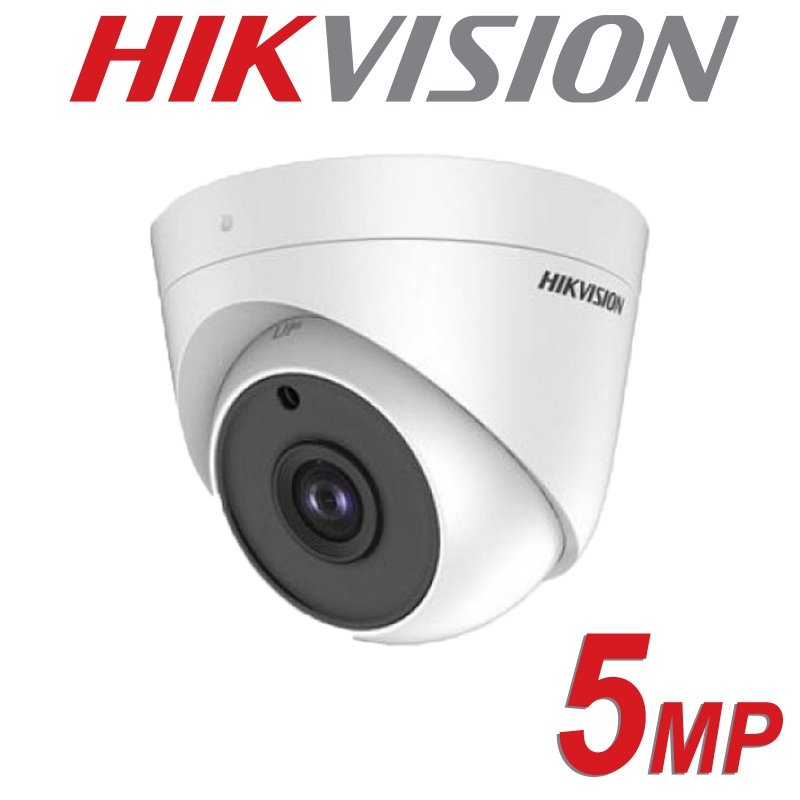 5MP HIKVISION DOME 3.6MM INDOOR 20M EXIR 4 IN 1 TURRET DS-2CE56H0T-ITPF