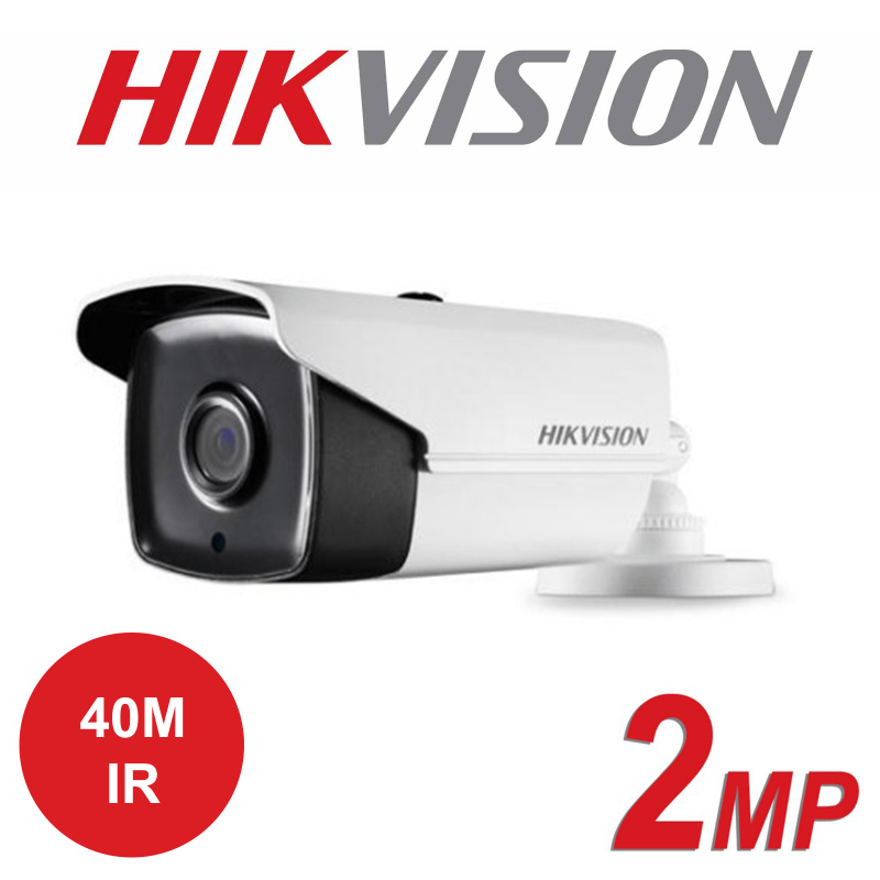 2MP HIKVISION EXIR 40M SMART IR BULLET CAMERA  DS-2CE16D7T-IT3-3.6MM