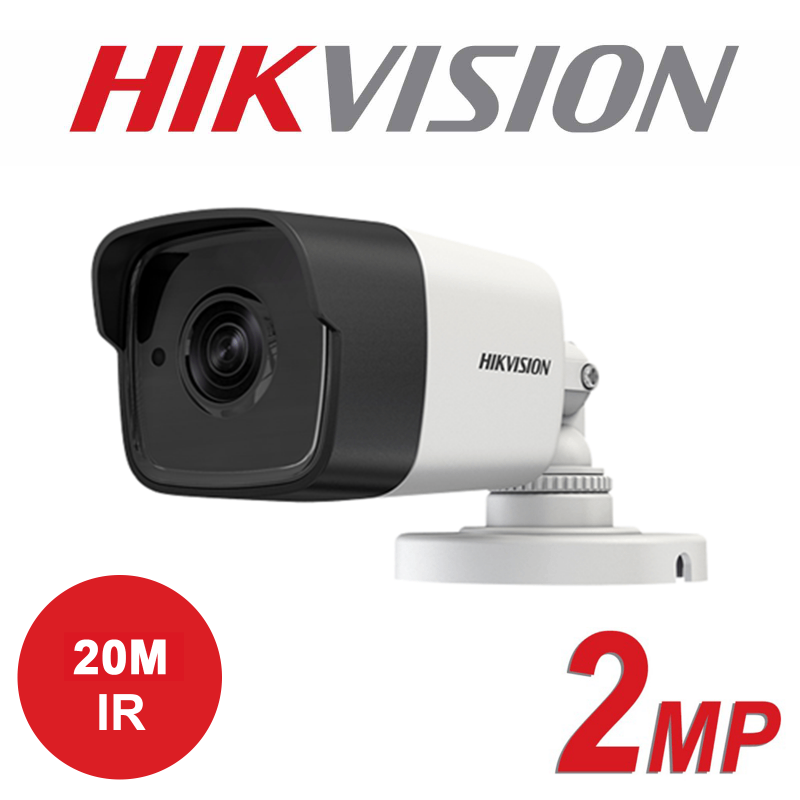 2MP HIKVISION ULTRA LOW LIGHT EXIR BULLET CAMERA DS-2CE16D8T-IT-3.6MM