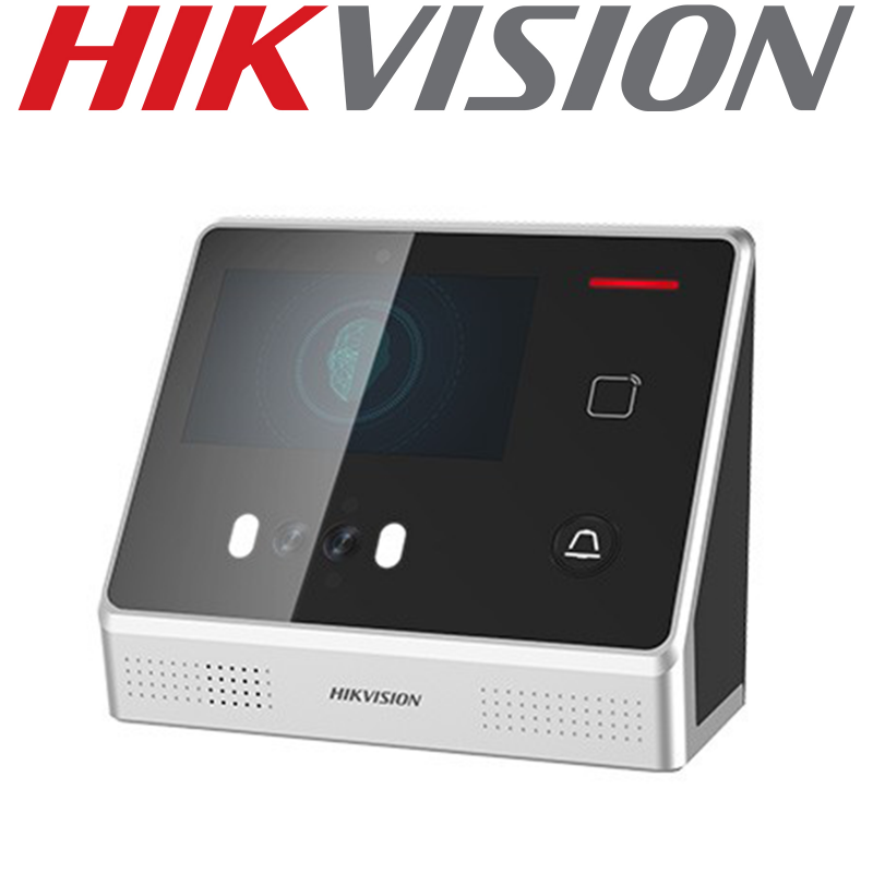 HIKVISION MIFARE CARD READER LIVE FACIAL RECOGNITION TERMINAL DS-K1T605M