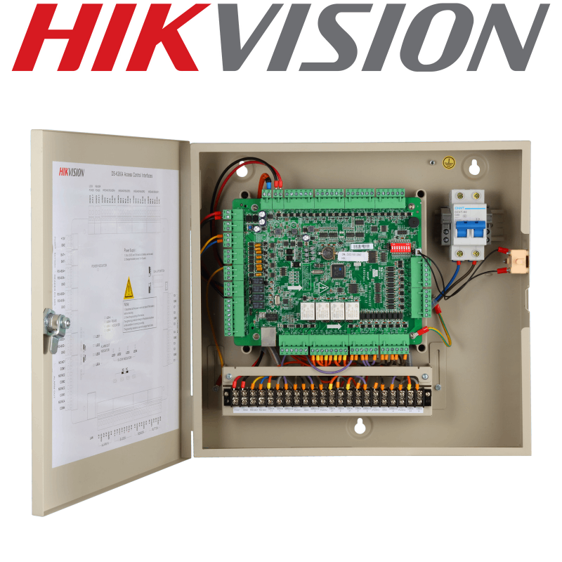 HIKVISION SINGLE DOOR ACCESS CONTROLLER DS-K2601