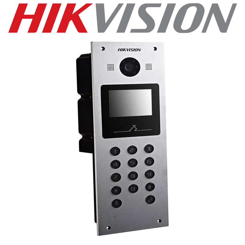 HIKVISION KD3 SERIES METAL DOOR STATION DS-KD3002-VM