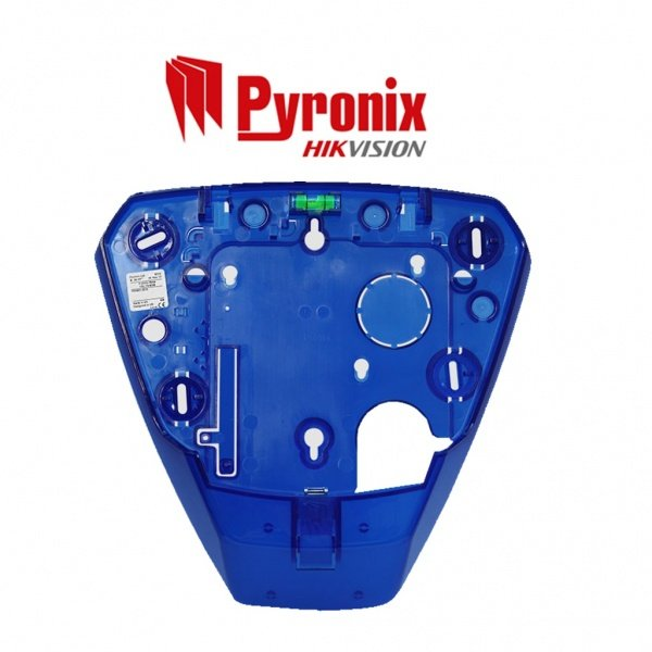 PYRONIX HIKVISION SOUNDER DUMMY DELTABELL BLUE BACKPLATE FPDELTA-BDB