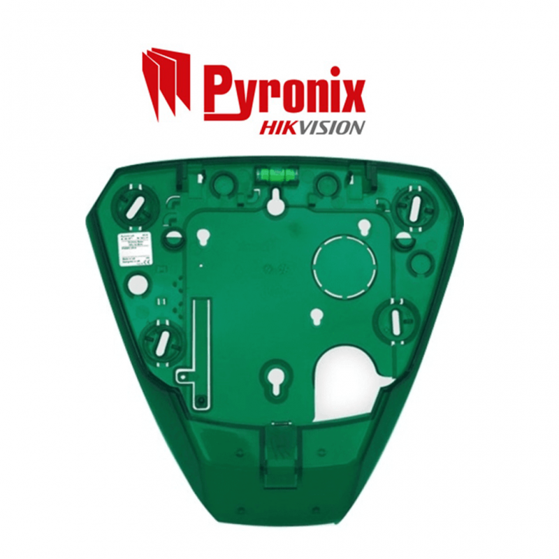 PYRONIX HIKVISION SOUNDER COVER DELTABELL GREEN