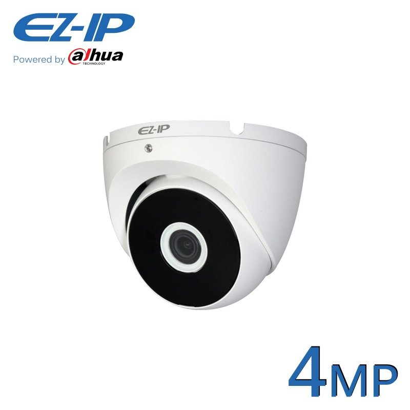 4MP EZ-IP POWERED BY DAHUA DOME CCTV CAMERA