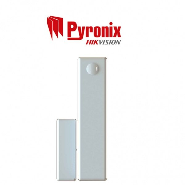 PYRONIX HIKVISION WIRELESS ENFORCER MAGNETIC CONTACT WHITE MC1/SHOCK-WE