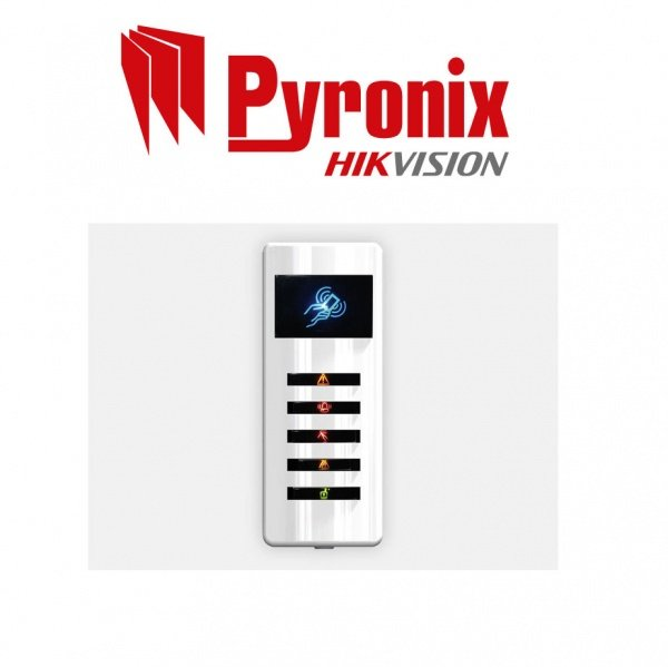 PYRONIX EUR-107 PROX READER 2 ZONES 1 O/P