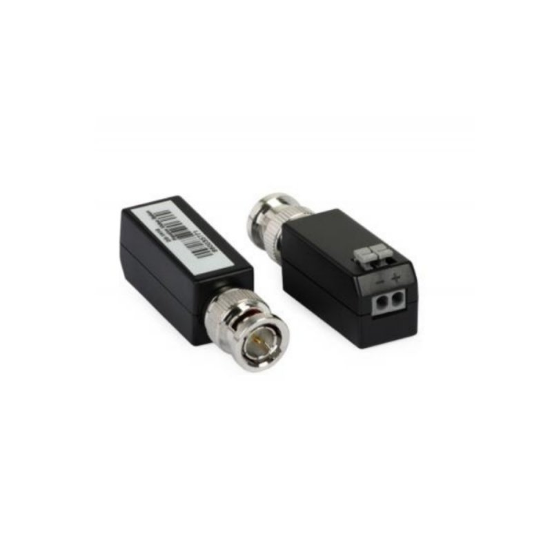 VIDEO BALUN TWISTED-PAIR TRANSMITTER LVB-500DA AHD/CVI/TVI 5MP/8MP