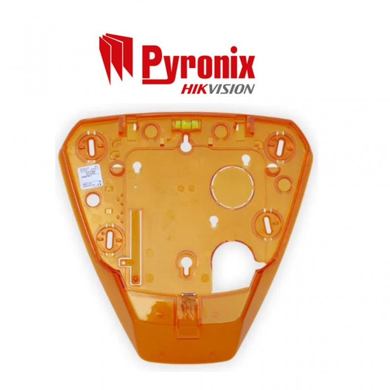 PYRONIX HIKVISION SOUNDER COVER DELTABELL AMBER
