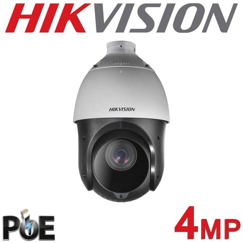 4MP HIKVISION PTZ CAMERA DS-2DE4425IW-DE(D)