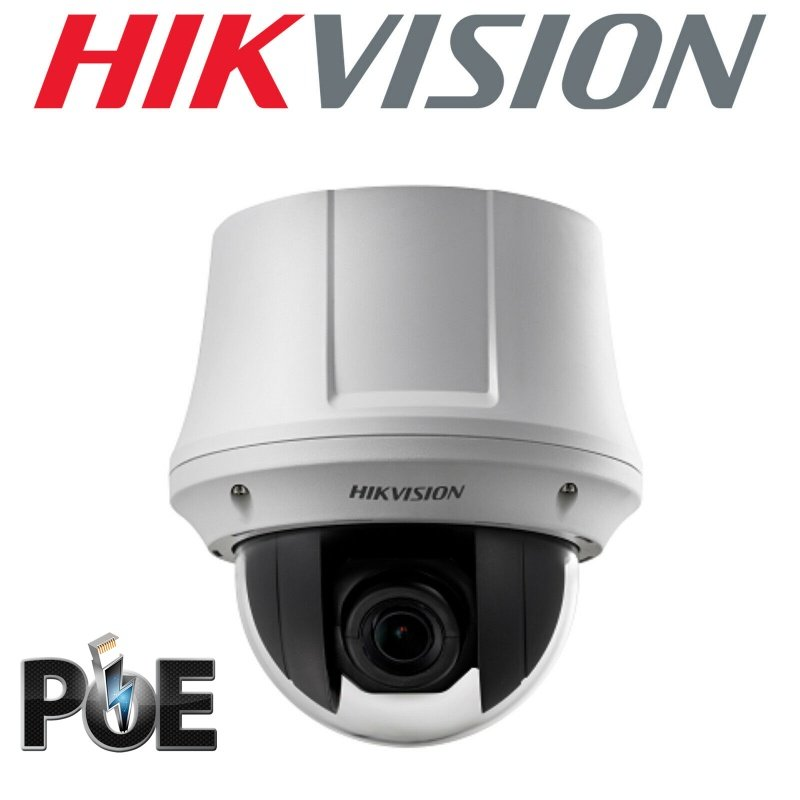 HIKVISION 25X ZOOM INDOOR IP POE 2MP 1080P DS-2DE4225W-DE3