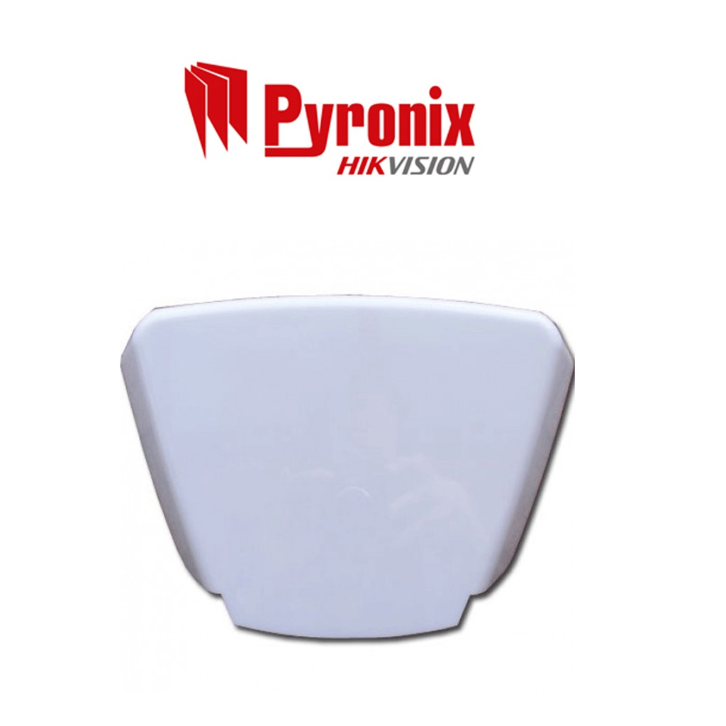 PYRONIX HIKVISION SOUNDER COVER DELTABELL WHITE