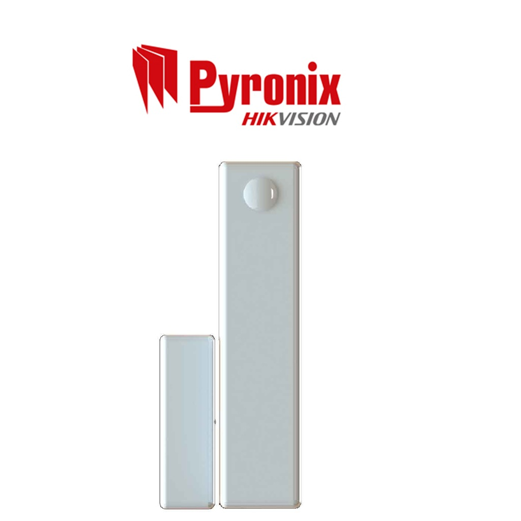 PYRONIX HIKVISION WIRELESS ENFORCER MAGNETIC CONTACT WHITE MC1MINI-WE