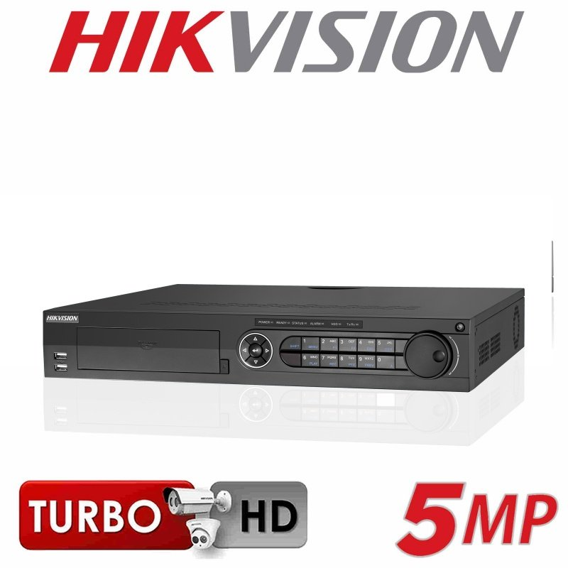 32CH HIKVISION 5MP DVR HDMI TURBO 1080P HIKVISION DS-7332HUHI-K4
