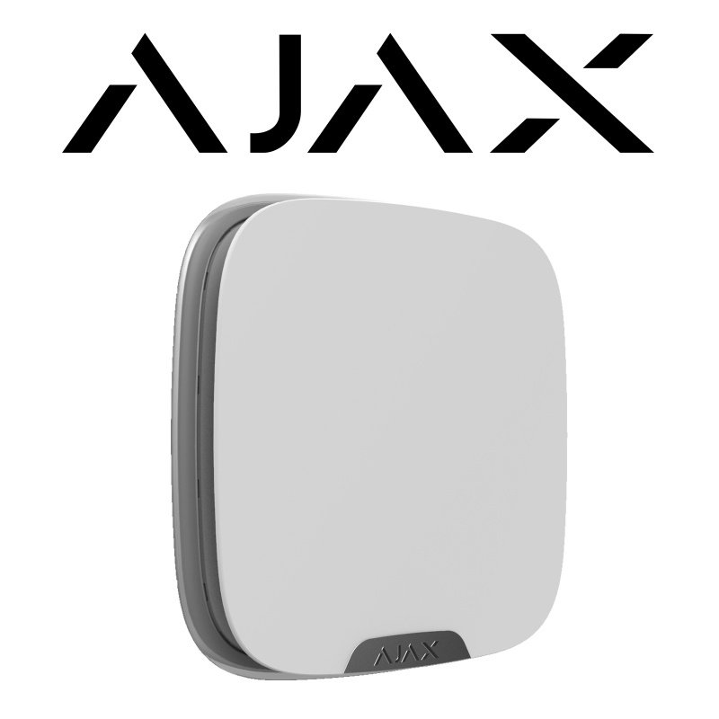 AJAX WIRELESS OUTDOOR SIREN - STREET SIREN DD (DOUBLE DECK)
