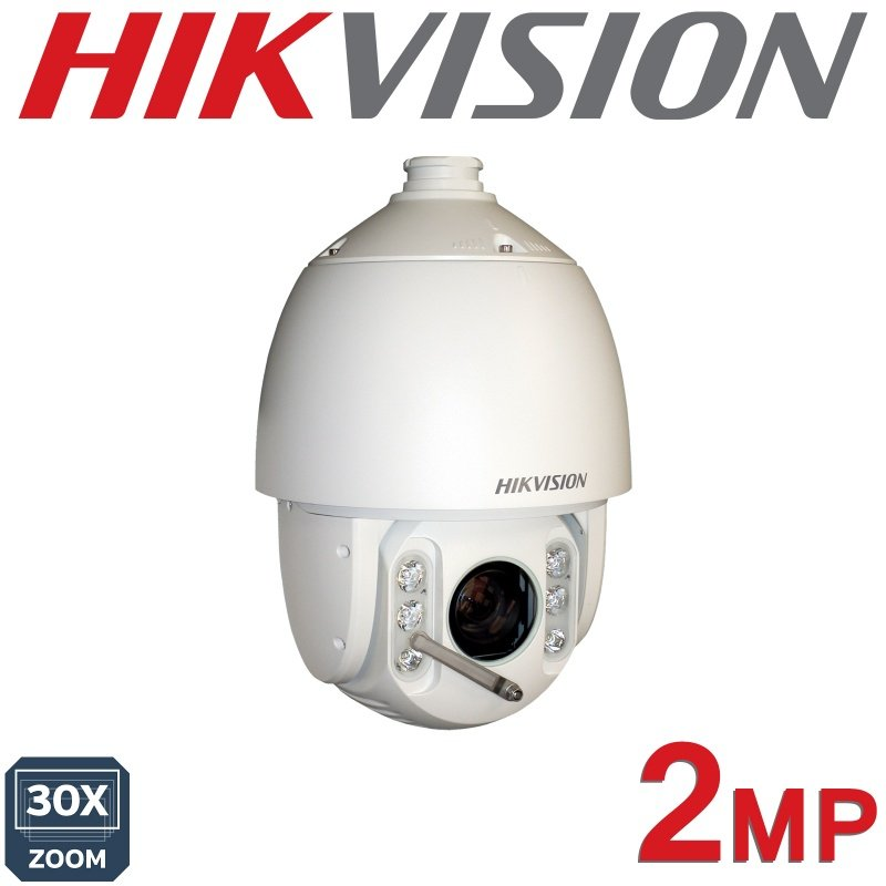 2MP HIKVISION TVI PTZ 30X OPTICAL ZOOM AUTO TRACKING DS-2AF7230TI-AW(B) GRADED ITEM