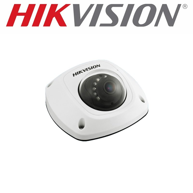 2MP 1080P HIKVISION FLAT DOME 2.8MM 10M LOW LIGHT WITH MIC DS-2CE56D8T-IRS