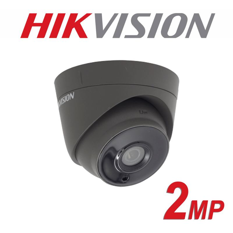 2MP HIKVISION 3.6MM ULTRA LOW LIGHT TURRET EXIR CAMERA DS-2CE56D8T-IT3