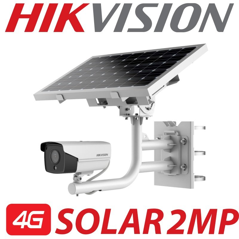 2MP HIKVISION SOLAR CAMERA 4G DS-2XS6A25G0-I/CH20S40 2.8mm