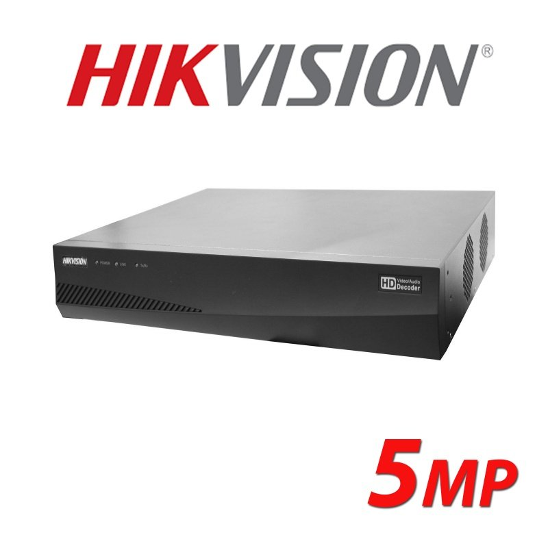 HIKVISION 5MP 4K ULTRA HIGH DEFINITION G2 DS-6901UDI 1CH Decoder w/HDMI, VGA