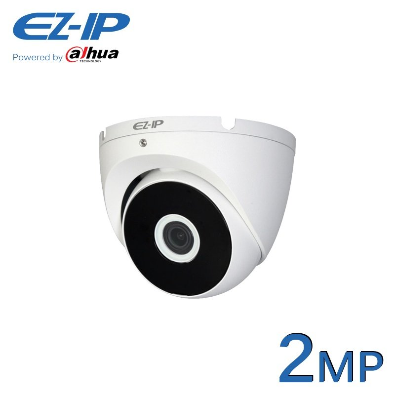 2MP EZ-IP POWERED BY DAHUA DOME 1080P CCTV CAMERA