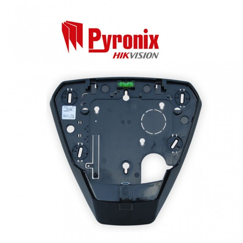 PYRONIX HIKVISION SOUNDER DUMMY DELTABELL BLACK BACKPLATE