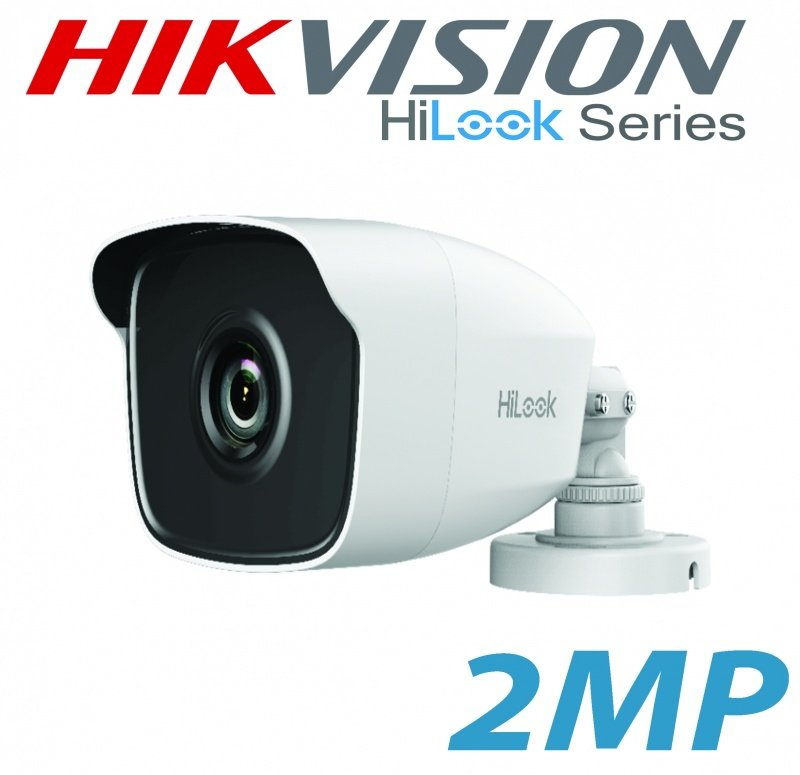 2MP HIKVISION HILOOK EXIR 40M BULLET CAMERA THC-B220-MC-2.8mm