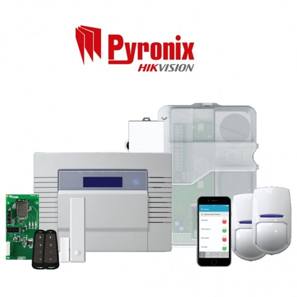 PYRONIX HIKVISION ALARM SYSTEM KIT ENFORCER KIT 1 - ENF/KIT1-UK