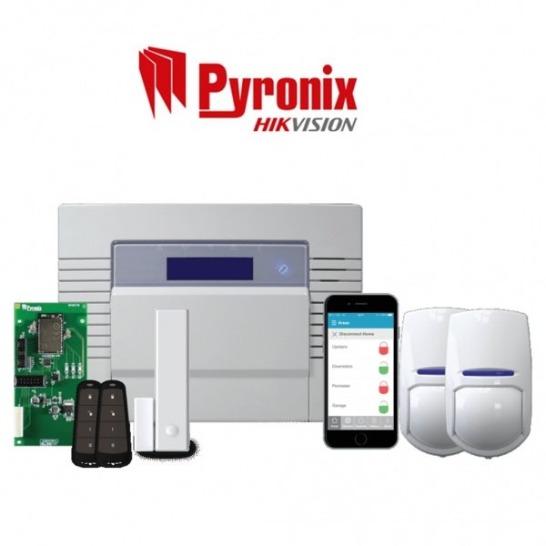 PYRONIX HIKVISION ALARM SYSTEM KIT ENFORCER KIT 2 - ENFKIT2-UK