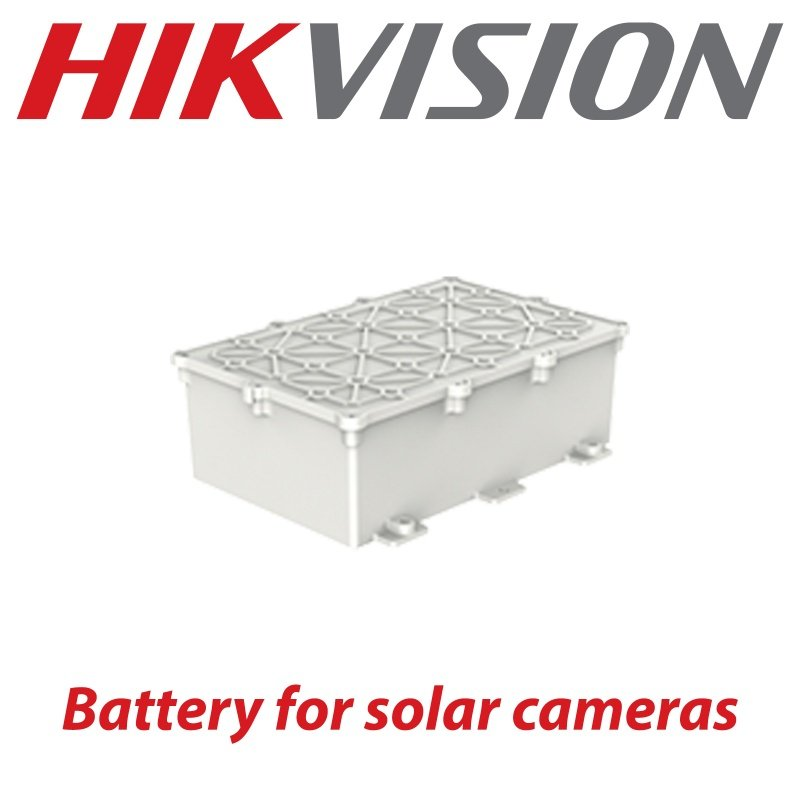 HIKVISION TYN1220S,10.8V,19.6Ah BATTERY FOR SOLAR CAMERA