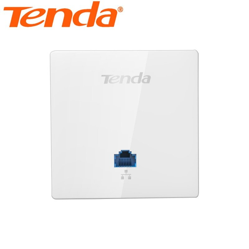 Tenda 1200Mbps Wireless In-Wall Access Point